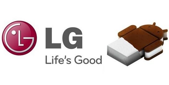LG P940 PRADA Phone: Android 4.0 Ice Cream Sandwich steht ab sofort zum Download bereit