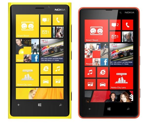 Ab November sind die neuen Nokia Smartphones der Lumia Reihe erhältlich