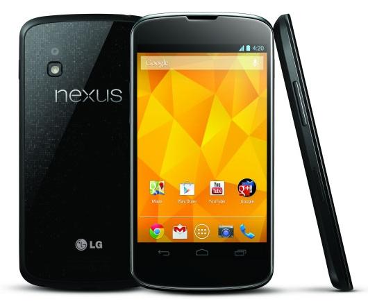 Das Google Nexus 4 - große Beliebtheit kann Bestellprobleme auslösen