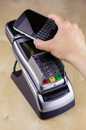 NFC-Technologie: Mit dem Handy bezahlen