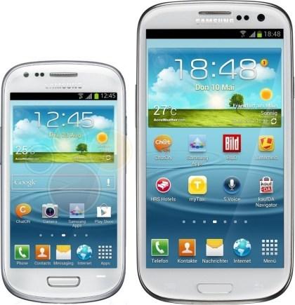 Das Samsung Galaxy S3 Mini