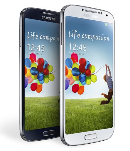Samsung Galaxy S4 bei einem Mobilfunkanbieter vorbestellen