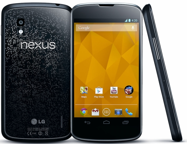 Google Nexus 4 jetzt 100.- Euro billiger!