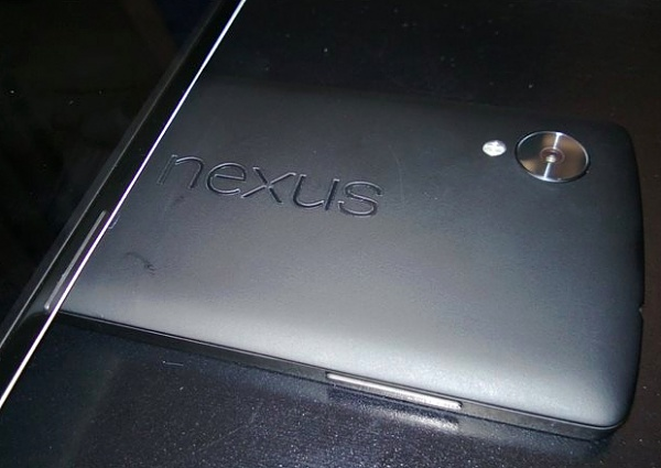 Google Nexus 5: Release am 14.Oktober?