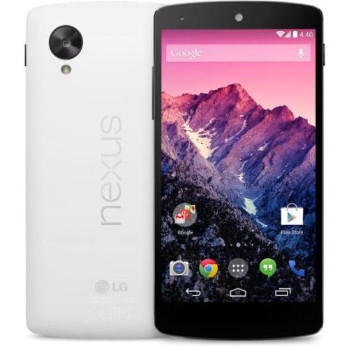 Google Nexus 5 ab sofort verfügbar!