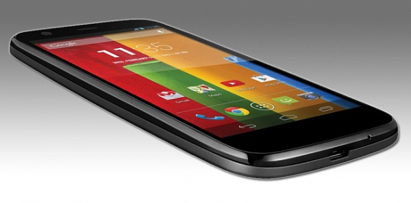 Motorola Moto G: Android 4.4 Software-Update