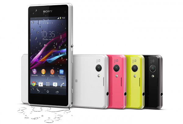 Xperia Z1 Compact: Offiziell von Sony angekündigt