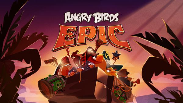 Angry Birds Epic - Release und erste Gameplay-Szenen