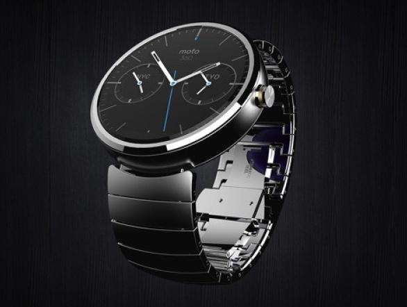 Moto 360: Neue Smartwatch von Motorola