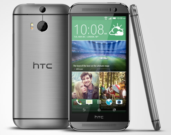 HTC One M8 - Neues Android-Smartphone ab April 2014 erhältlich