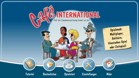 Café International: Brettspiel-Klassiker App für iOS im Test