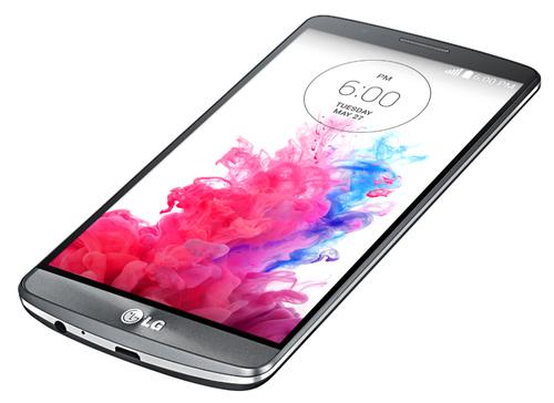 LG G3: Erstes Smartphone mit Quad-HD-Display offiziell vorgestellt!
