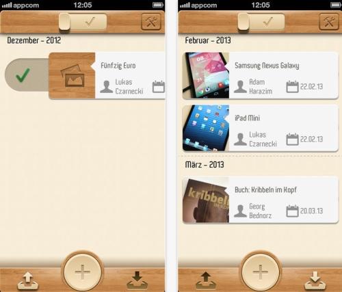 Vergiss Nix 2.1: Notiz-App f�r iPhone im Test