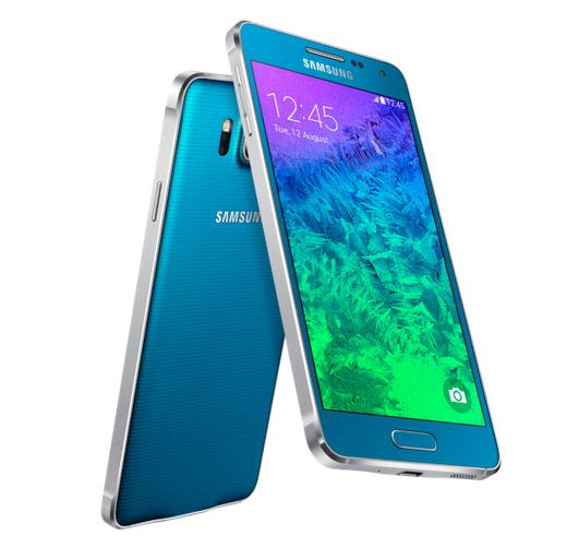 Das Galaxy Alpha - Besser als das S5 und iPhone 6?