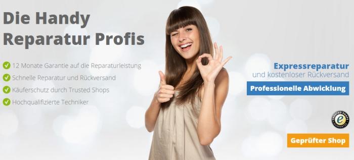 Professionelle Samsung-Reparaturleistungen von myphonerepair.de