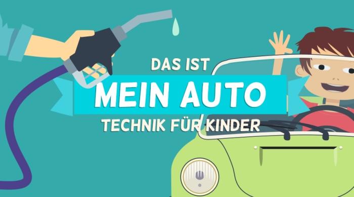 Das ist mein Auto: Automobile Lern-App f�r Kinder