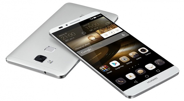 Huawei Ascend Mate 7: Neues Octa-Core Smartphone mit 6-Zoll Display