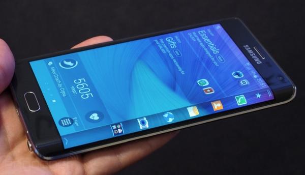 Galaxy Note Edge: Release bald in Deutschland