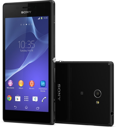 Sony Xperia M2 gebraucht für günstige 136,90.- Euro im Alternate-Shop
