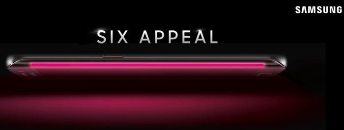Six Appeal: Das neue Galaxy S6 Edge wird von T-Mobile enth�llt