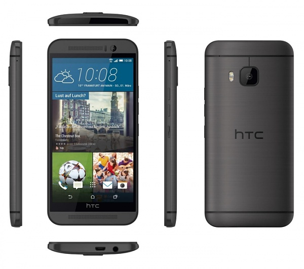 HTC One M9: Vorschneller Leak verrät viele Details zum neuen Mega-Smartphone