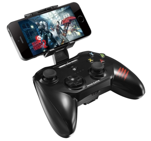 Mad Catz C.T.R.L.i Mobile Gamepad für iPhone, iPad & iPod