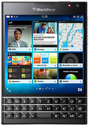 BlackBerry Passport: Hochwertige Handyhüllen aus Leder
