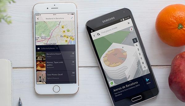 HERE Maps: Kostenlose Offline-Navigation jetzt auch für iOS und Android