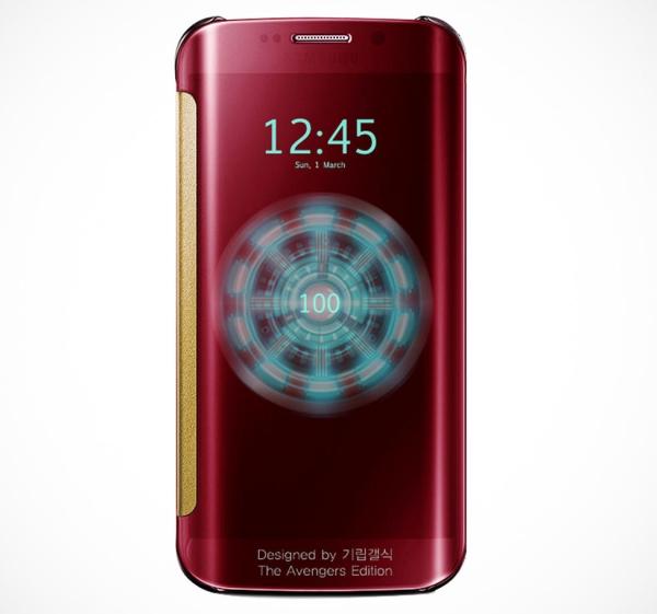 """Galaxy S6 Edge: Neue """"Iron-Man-Edition"""" wird n�chste Woche vorgestellt"""