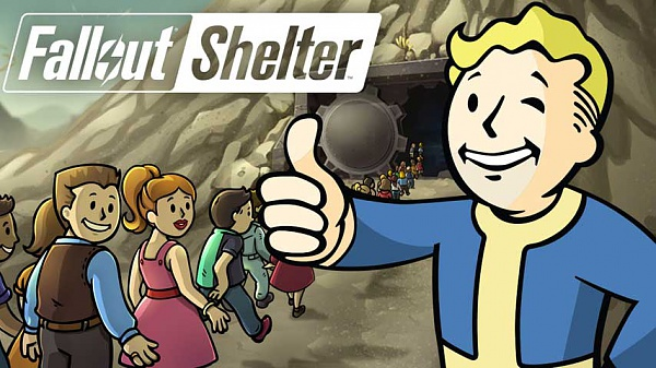 Fallout Shelter f�r Android am 13. August mit Update zum Download verf�gbar