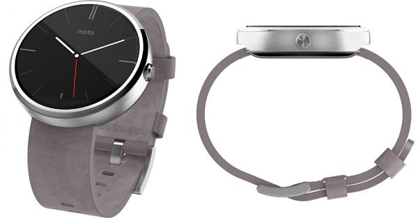 Schnäppchen der Woche: Motorola Moto 360 Smartwatch für nur 139.- Euro