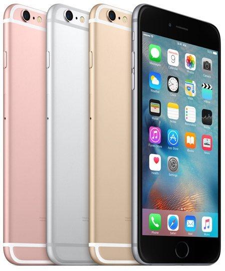 Das gro�e Smartphone-Duell: iPhone 6s im Vergleich zum Samsung Galaxy S6