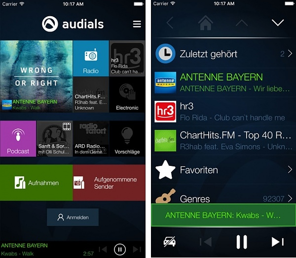 Audials Radio Pro: Die beste Internetradio-App im Test