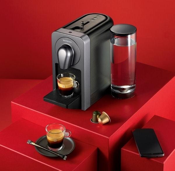 Nespresso Prodigio: Kaffee mit Smartphone-App kochen