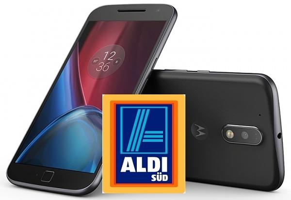 Moto G4 Play ab 15.12 bei Aldi Süd im Angebot zu kaufen