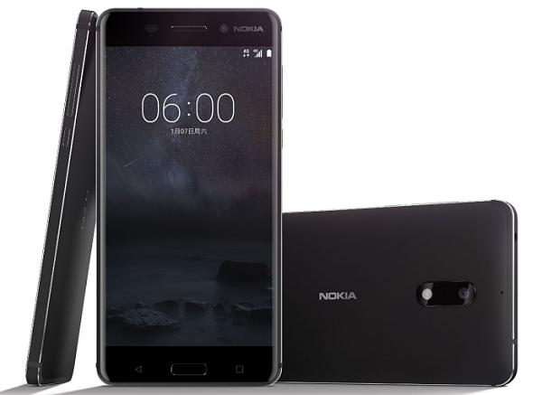 Nokia 6 Smartphone mit Android offiziell angekündigt