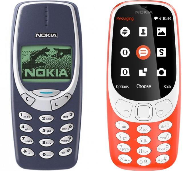 Nokia 3310 (2017): Comeback einer Handy-Legende