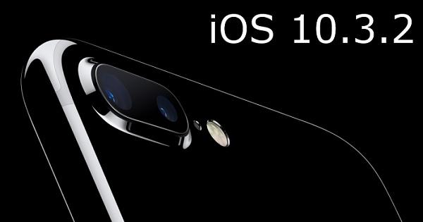 Apple iOS 10.3.2 endlich zum Download verfügbar - Das kann das neue Update!