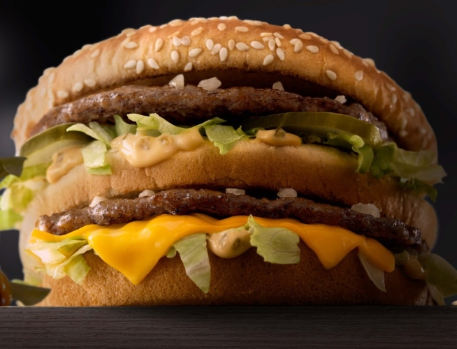 1 big mac - photo #40