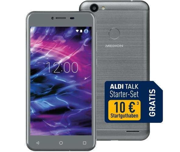 Medion Life E5008: Taugt das neue Aldi-Handy für 129.- Euro etwas?