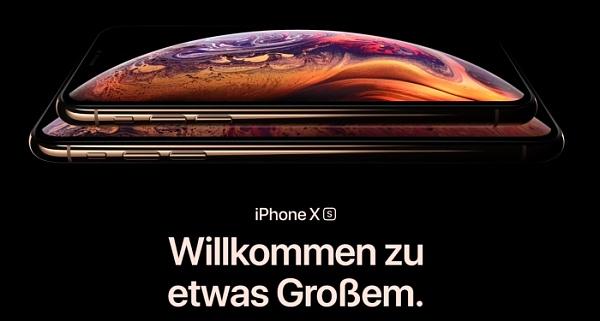 Neues Apple iPhone XS, iPhone XS Max und iPhone XR (Release, Preis & technische Daten auf einen Blick)