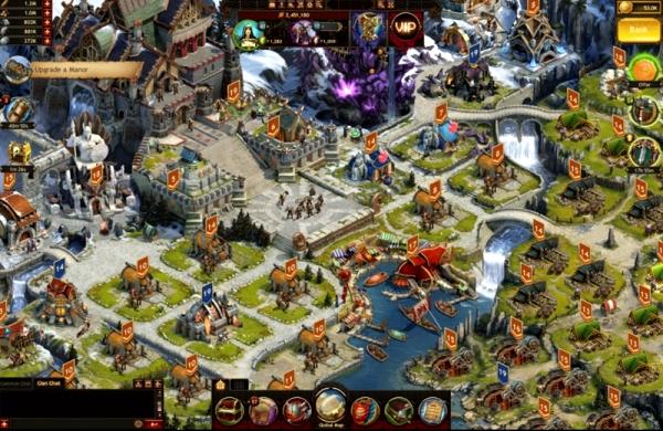 Vikings: War of Clans – Werde ein echter Wikinger