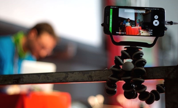 Mobiles Livestreaming in Deutschland