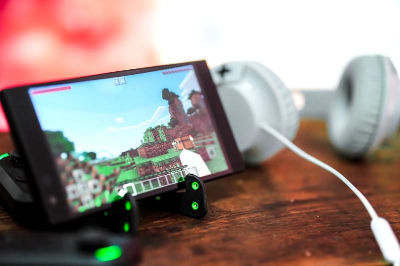 Mobiles Spielen auf dem Vormarsch