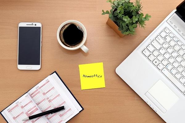 Mobiles Arbeiten mit dem Smartphone und Tablet – Freiheiten im Home Office