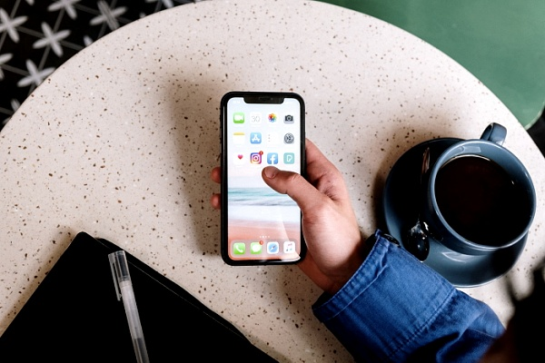 Schneller, immer schneller: Smartphone überall dabei
