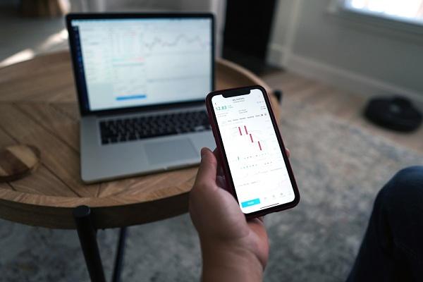 Aktienhandel per Smartphone